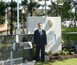 Turgut Allahmanli Gallipoli Memorial Brisbane